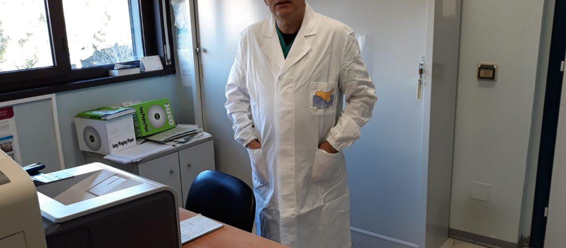 DR. CORRADO SELVAGGIO.