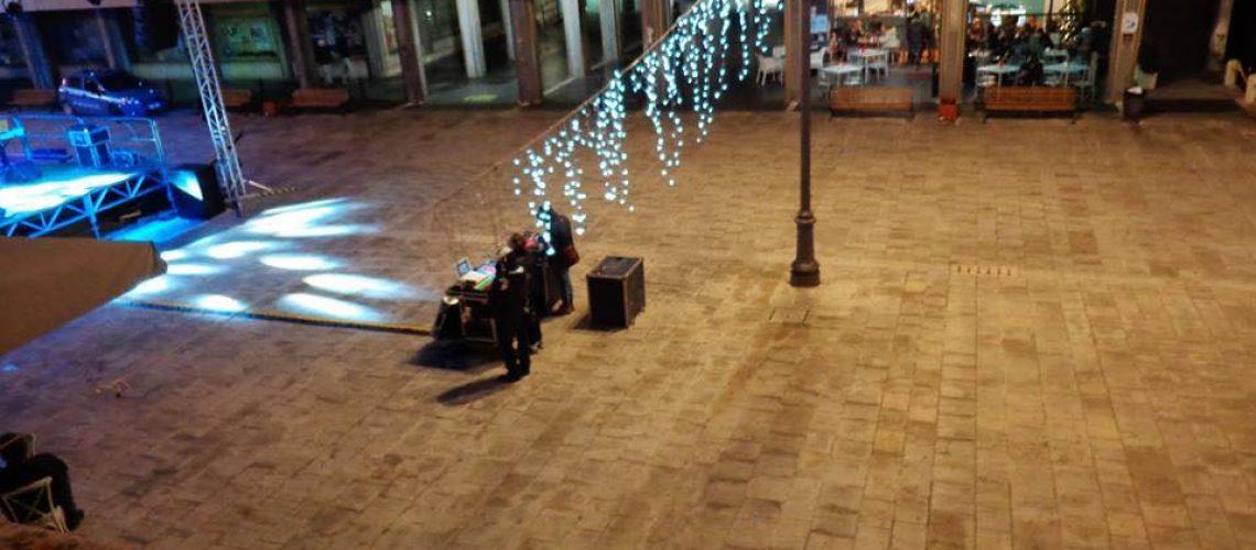 Il concerto in piazza San Giovanni