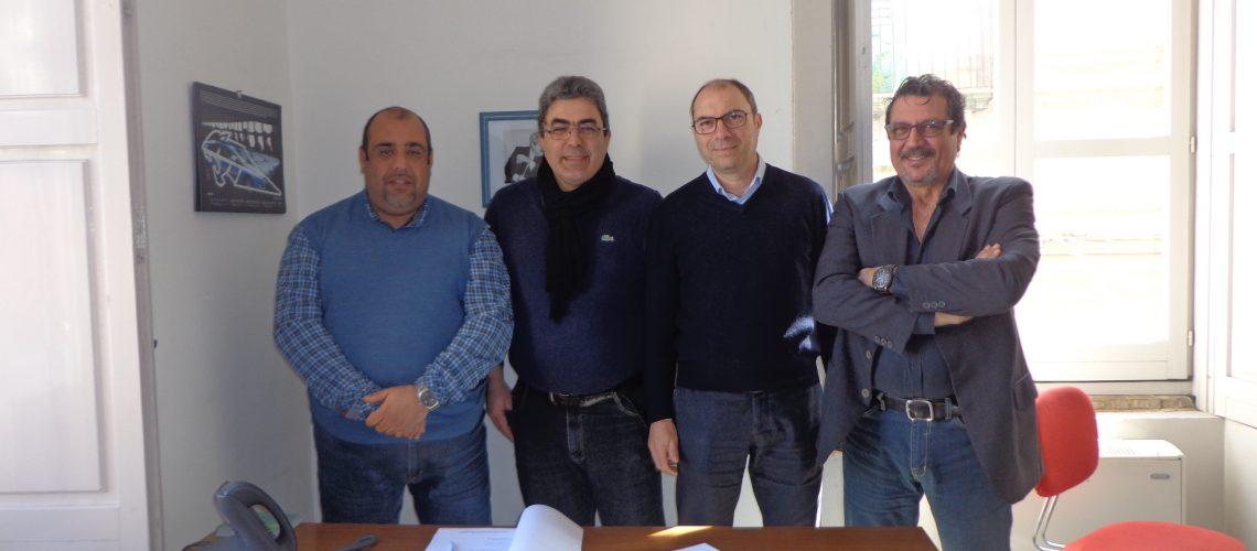 Pricone, Cabibbo, Ingallinera, Caligiore