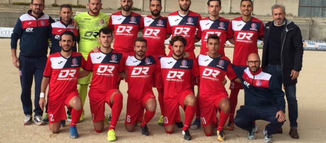 foto Frigintini vs Sporting Priolo 2017-18