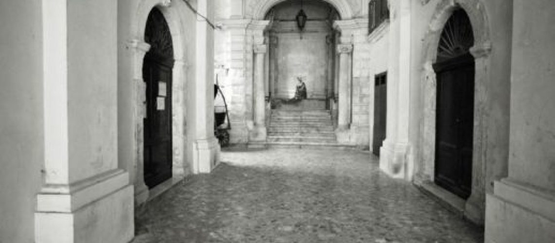 palazzo della cultura interno